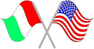 Image result for Italian american flags