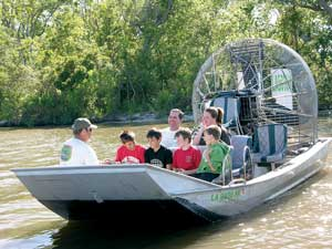 Airboat Adventure Tour Gray Line New