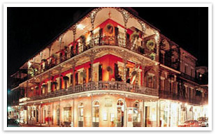 A Nighttime Walking Tour of the French Quarter