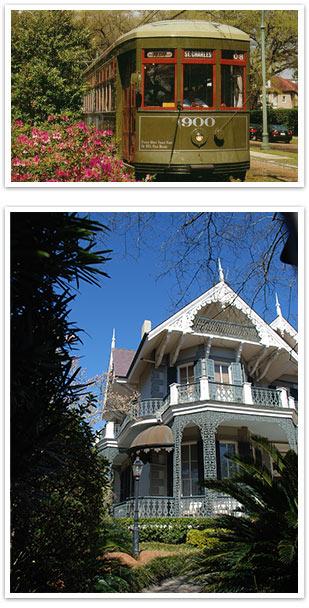 Garden District Mansion Tour