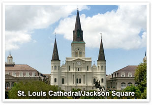 St. Louis Cathedral/Jackson Square