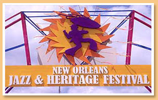 No Jazz Fest >> Gray Line Official Jazz Fest Express Gray Line New Orleans