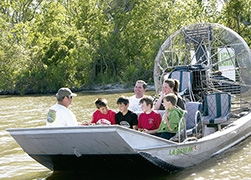 Airboat Adventure Tour