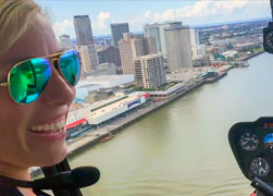 New Orleans Helicopter Tour