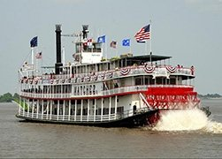 Paddle Wheel Tour